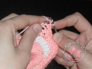 Двойное вязание 1