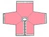 Кофточка крючком для девочки 4 - 5 лет из пряжи Лотос Травка Стрейч.