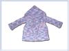 Летнее пальто для девочки 2-х лет, связанное крючком.