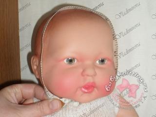 Чепчик для новорожденного.Идеи, советы.