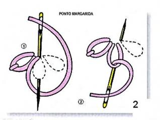 варежки крючком
