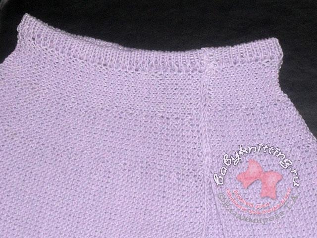 Схемы вязания спицами для