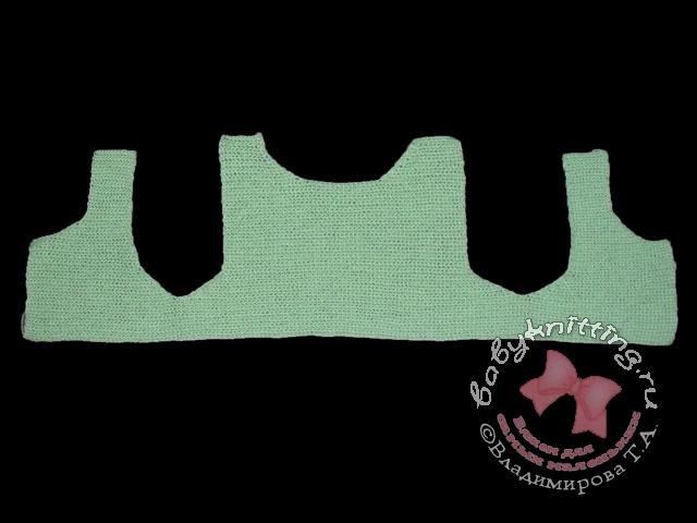 Рубрика: Вязание крючком для женщин Безрукавки Метки: Ажурная безрукавка Дата: 31/08/2010 22:05:59.