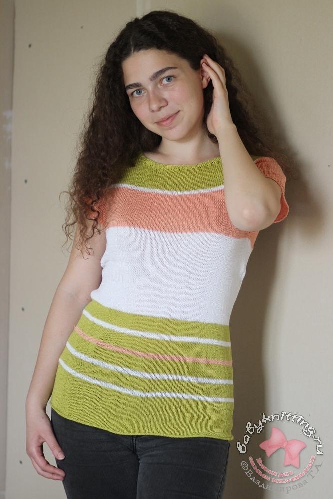 вяжем для любимых блог владимировой татьяны вязание спицами и